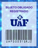 Sello de Certificación de Sujeto Obligado