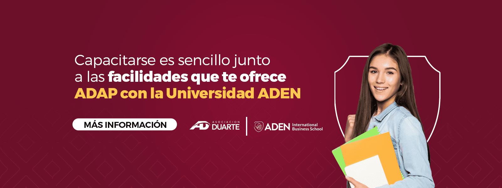 Alianza ADEN – ADAP WEB
